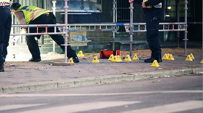 Vitt pulver i kuvert hittat på Findus kontor i Malmö