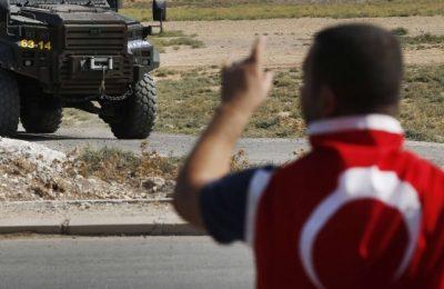 USA och Turkiet går med på att avbryta den turkiska operationen i Syrien