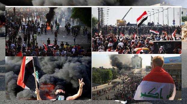 Demonstrationerna i Irak fortsätter att skörda liv.