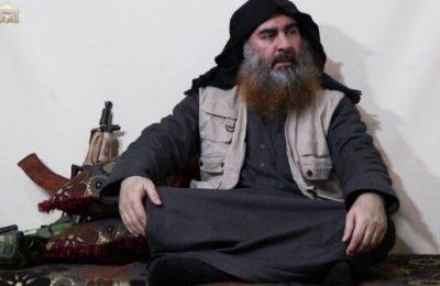 Abu Bakr al-Bagdadi har dödats i en amerikansk operation.