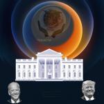 Presidentvalskampanjerna- Trump och Biden för det mesta oense.